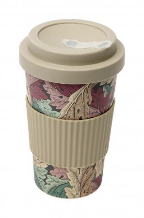 Morris & Co Acanthus Bamboo Fibre Drinks Mug