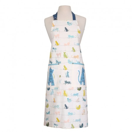 Dexam Curious Cats Adult Apron