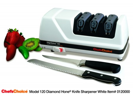 Chef'sChoice Diamond Hone EdgeSelect Knife Sharpener 120