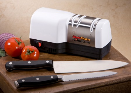 Chef'sChoice Hybrid Diamond Hone Knife Sharpener 220
