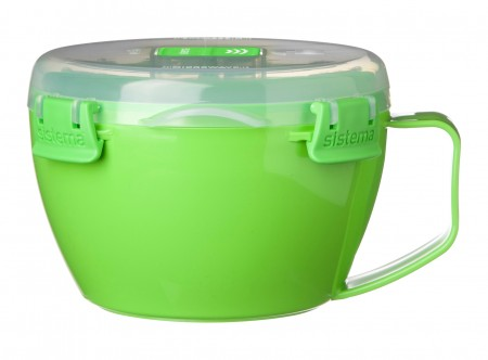 Sistema Noodle Bowl To Go - Pack of 4