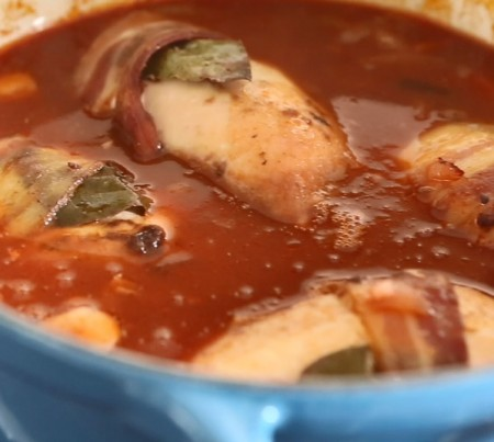 Classic Chicken Chasseur