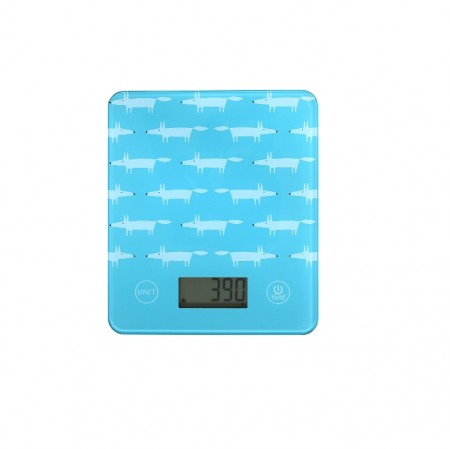 Scion Living Mr Fox Scales - Teal