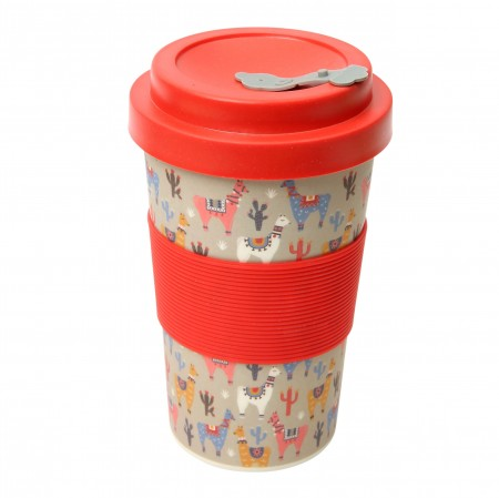 BamBroo Drinks Mug 400ml - No Probllama