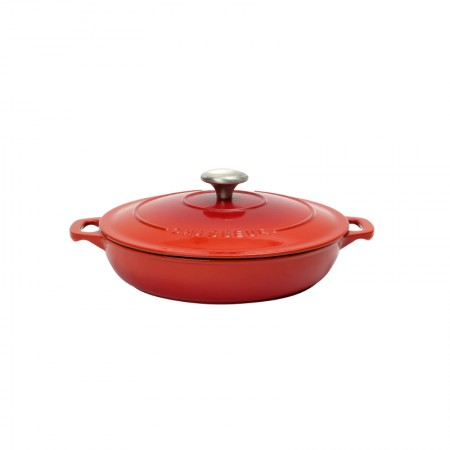 Chasseur Serving Casserole, 30cm - Chilli Red