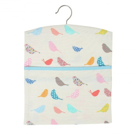 Little Birds Peg Bag