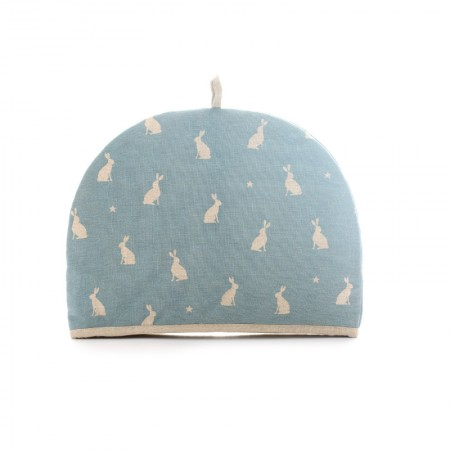 Buy the Dexam Vintage Home 2 Cup Teapot Tea Cosy - Stargazing Hares at Dexam