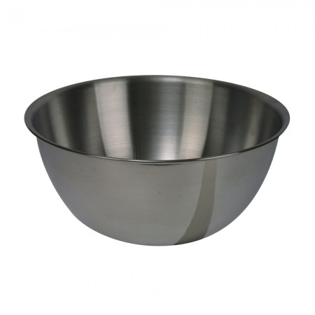 Buy the Dexam Stainless Steel Mixing Bowl, 10 Litre - Dexams