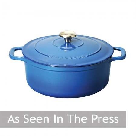 blue chasseur dexam 2.3L as seen in the press