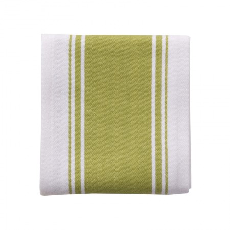 Tea Towel – Colour Centre Greenery Symmetry