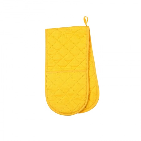 Dexam Double oven glove- Sunflower