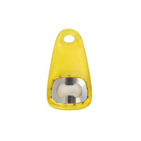 mini bottle opener yellow
