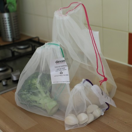 Lifestyle Dexam Fruit and Vegetable Bags