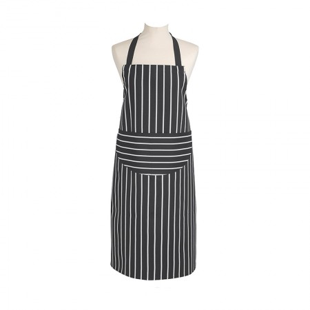 Apron - Butcher's Slate Grey extra long, Dexam