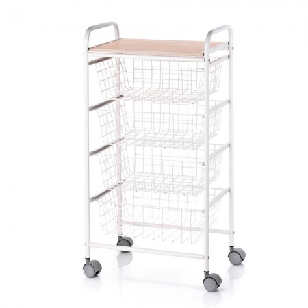 Hahn Fiesta Kitchen Trolley Dexam