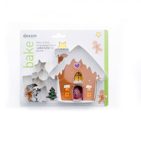 Gingerbread House Cookie Kit