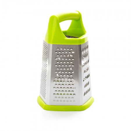 5-sided Stainless Steel Grater