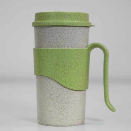 WheBroo Drinks Mug 450ml - grey background