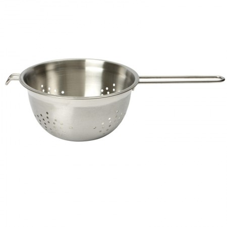 Dexam large stainless steel colander