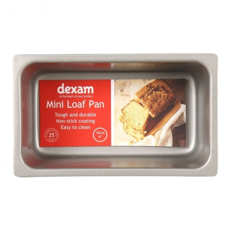 Non-Stick Mini Loaf Pan