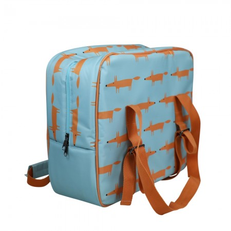 Scion Living Mr Fox Cool Bag Blue