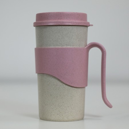 WheBroo Drinks Mug 450ml - Blush Pink
