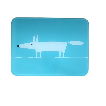 Scion Living Mr Fox Worktop Saver - Teal