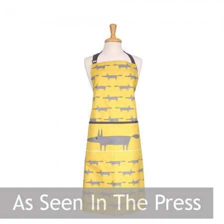 mr fox yellow apron dexam as seen in the press