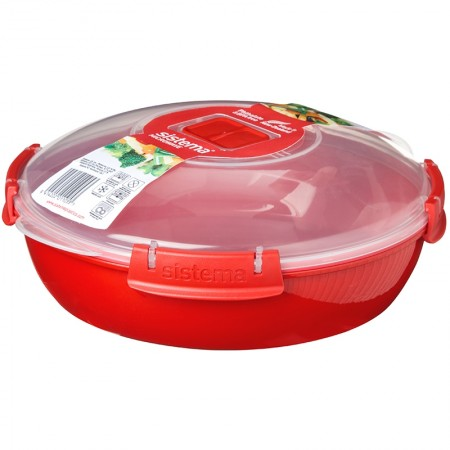 microwave round plate