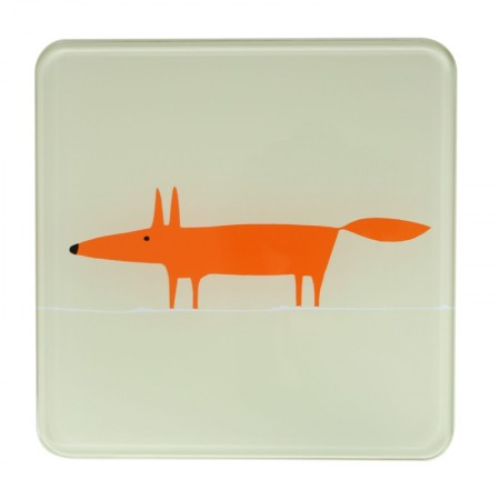 Scion Living Mr Fox Hot Pot Stand - Stone
