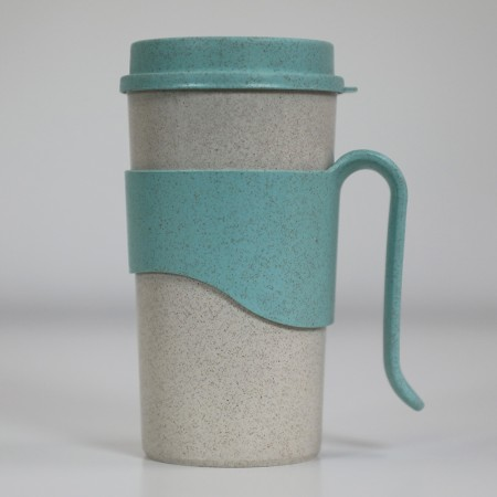 WheBroo Drinks Mug 450ml - Sky Blue