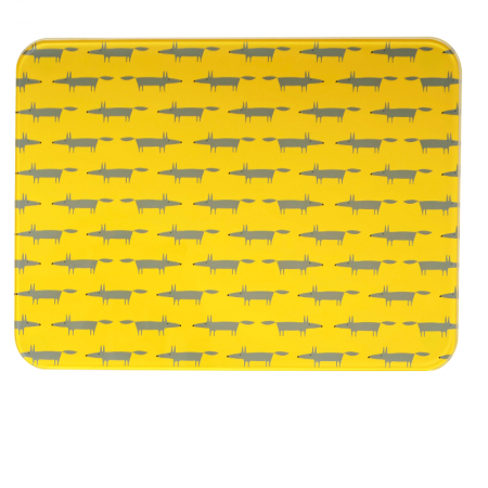 Scion Living Mr Fox Worktop Saver- Yellow