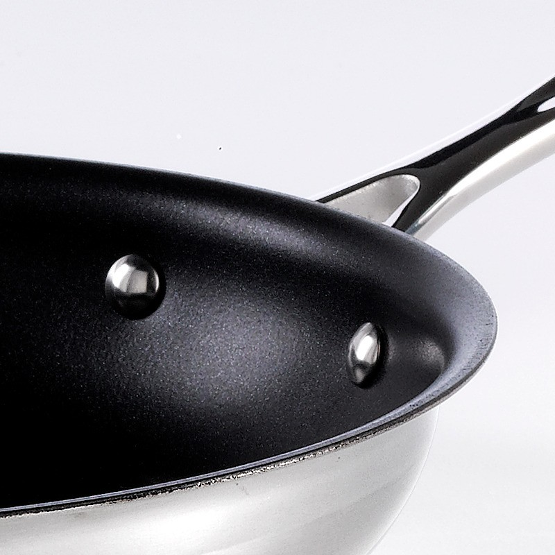 Dexam Supreme Non Stick Frying Pan 24cm 2 0l Dexam