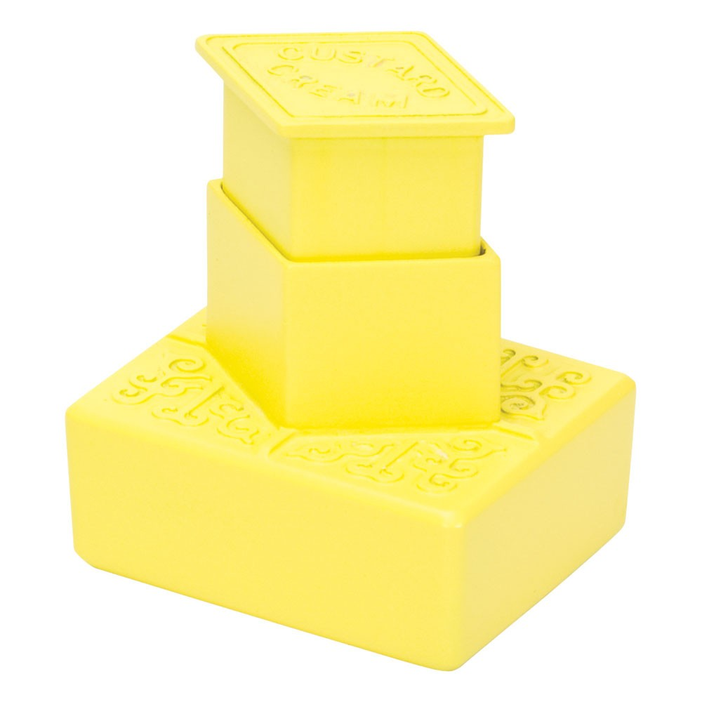 custard cream mould