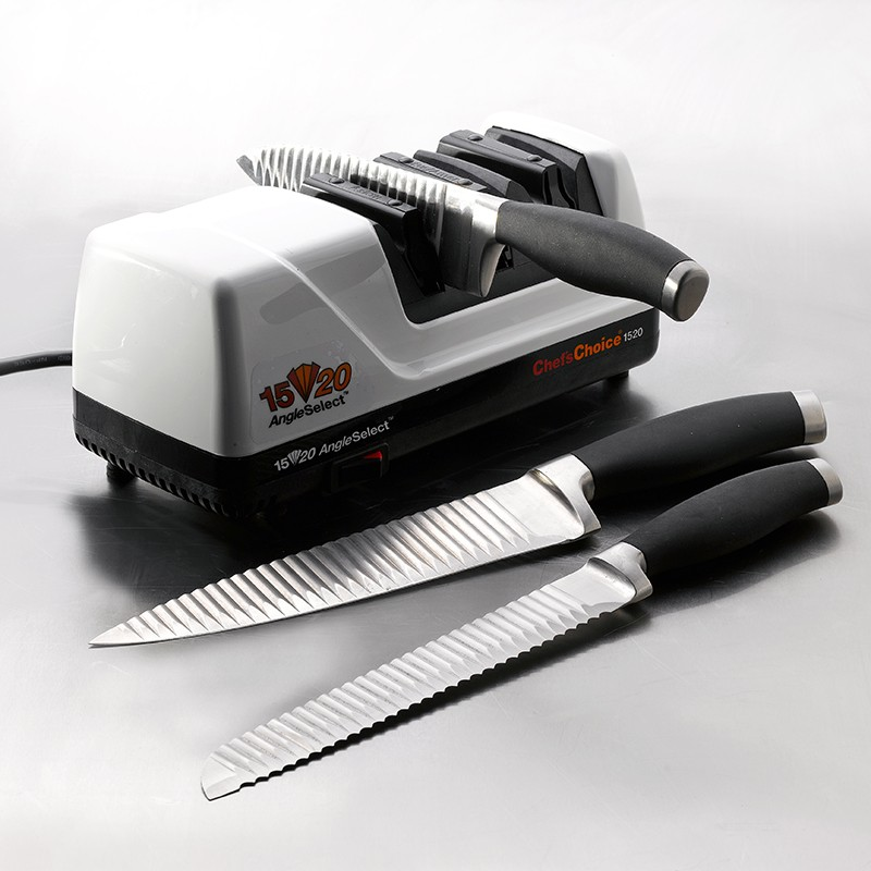 Chef Schoice Sharpener 1520 For European And Japanese
