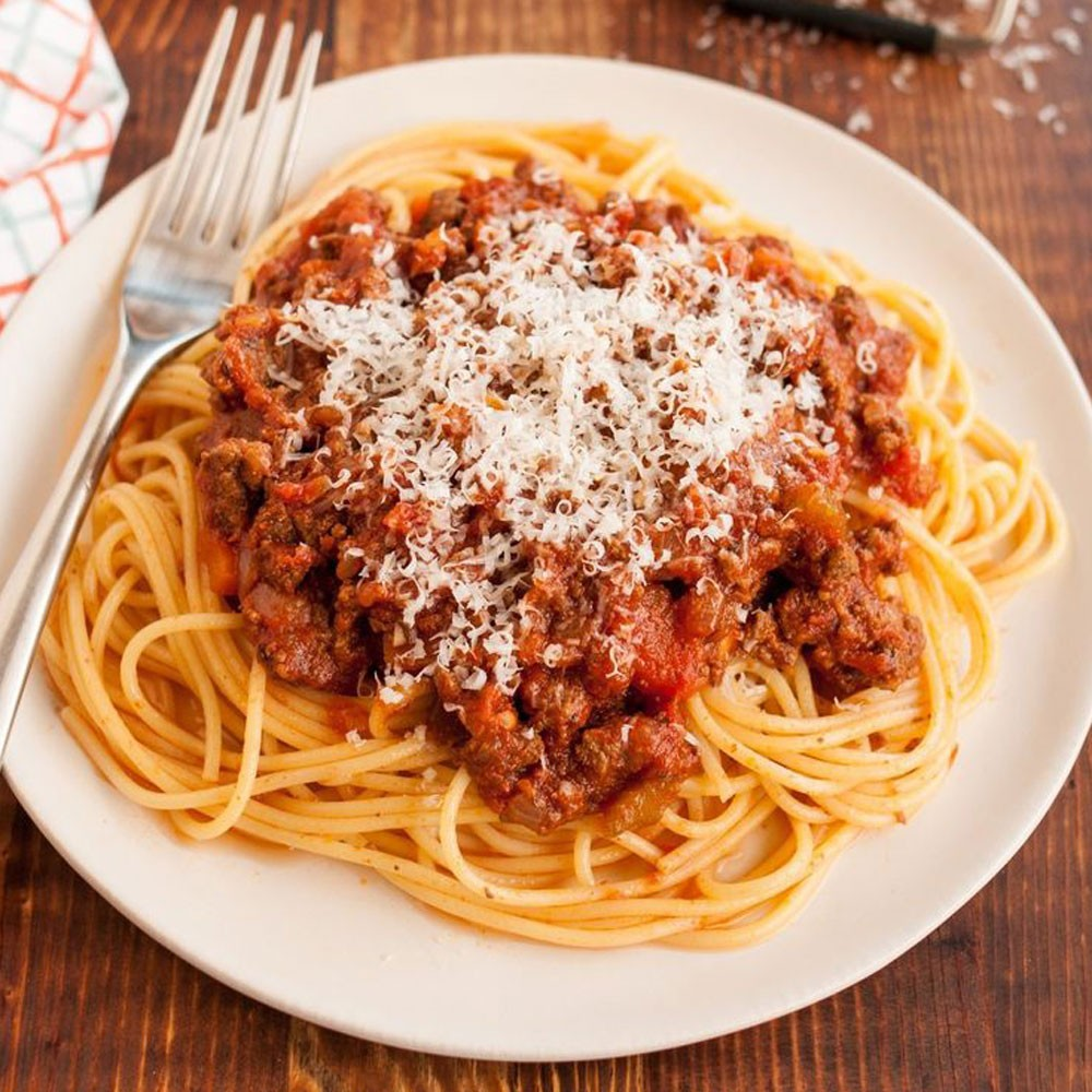 Food Spaghetti Bolognese Recipes