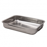 Dexam supreme stainless steel tin