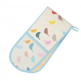 Little Birds Double Oven Glove