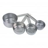 Dexam Stainless Steel Measuring Cups