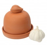 Terracotta Garlic Baker