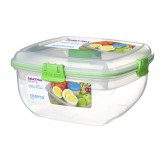 Sistema ToGo Salad Max To Go 1.3L - Pack of 3