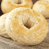 Homemade Bagel