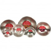 Dexam Stainless Steel Mixing Bowl Collection