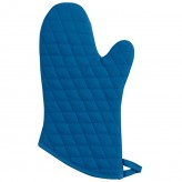 Dexam cotton Moroccan Blue oven gauntlet