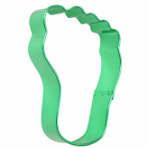 Foot Decorating Cutter – Green