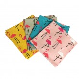 Dexam Flamingo Napkins set of 4