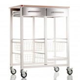 Hahn Onda Kitchen Trolley Dexam