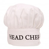 Head Chef Chef's Hat