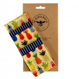 Beeswax Wraps Large Kitchen - Pack/5 Multicoloured