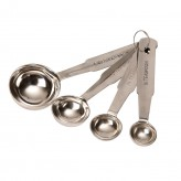 Dexam Stainless Steel Measuring Spoons